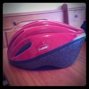 Like New Child's Bicycle Helmet